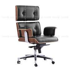 classic office chair. Decor8 Classic Leather Office Chair - 005 Black A
