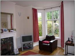 can i fit eyelet curtains in a bay window curtain menzilperde net