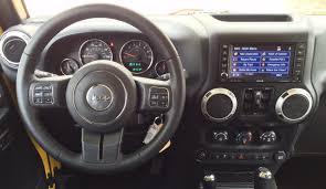 2018 jeep wrangler rubicon 4 door interior