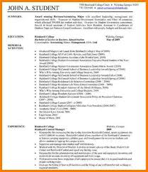 One Page Resume Example Impressive One Page Resume Examples One Page Cv Vintage Resume Templates Pages