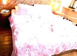 rose duvet covers dusty roses cover set purple and pink gold double