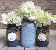 Diy Decorative Mason Jars 100 Mason Jar Flower Arrangements DIY Ideas Tutorials 79