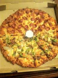 photo of round table pizza san jose ca united states large round