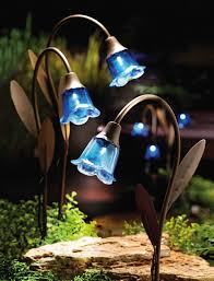 amazing garden lighting flower. Amazing Garden Lighting Flower