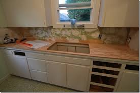 remodelaholic affordable stainless steel countertops diy photo of metal kitchen countertops
