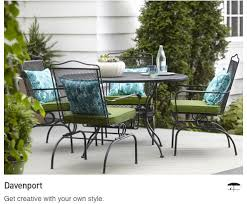 neoteric wrought iron patio furniture lowes modern decoration design home ideas adidascc sonic us