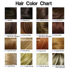 Gnax Blog Loreal Blonde Hair Color Chart