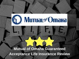 You can count on them being able to pay their claim when that time comes. Mutual Of Omaha Guaranteed Life Insurance Review Compare