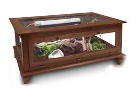 Popular of Terrarium Coffee Table 5 Unique Coffee Tables For The Pet Lover  Shade Grown And