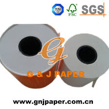 Big Roll Packing White Chart Paper For Medical Treatment