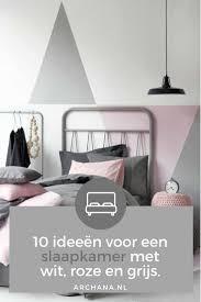 10 Ideeën Voor Een Slaapkamer Met Wit Roze En Grijs Archananl