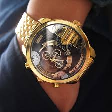big gold watches for men best watchess 2017 luxury gold fashion watches for men teailu