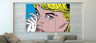 panoramic horizontal pop art art prints