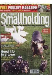 Small Holder Magazine Gorgeous Smallholder Magazines Money Wise Books