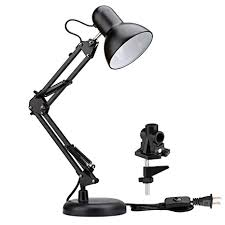 clamp desk lamp. Exellent Clamp LE Swing Arm Desk Lamp CClamp Table Flexible Arm Classic For Clamp Lamp S