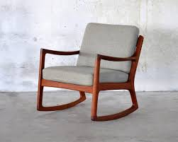 Modern Rocking Chair Danish Modern Rocking Chair Golfooinfo