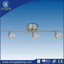 s54113 9w led spot light with frosted acrylic