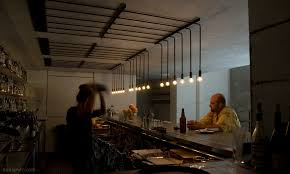 restaurant bar lighting. workshop kitchen and bar lighting by pslab 01 restaurant