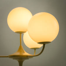 Tafellamp Vintage Design Verlichting Glazen Tafellampen Hanglamp