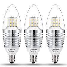 30 off lohas led lights led candelabra bulb daylight lamp 6000k 7 watt bulbs led