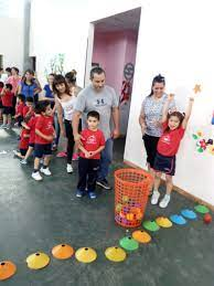 La pelota imaginaria nº de participantes: Cierre Del Proyecto De Juegos Tradicionales En Nivel Inicial Uace