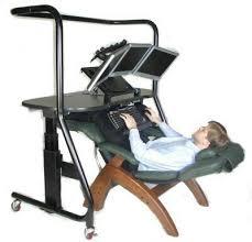ergonomic desk setup. Stand Up Ergonomic Desk Ergonomics Interesting Setup