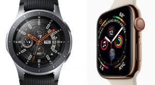 Gear Fit 2 Pro Size Chart Apple Watch Vs Samsung Galaxy Watch Which Smartwatch Is