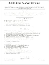Caregiver Resume Sample Child Caregiver Resume Sample Partypix Me Inside Objective Best 49