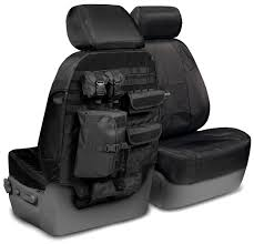 chevrolet silverado coverking tactical seat covers