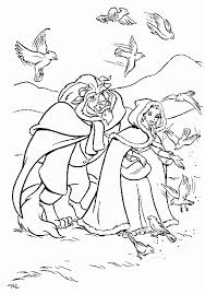 Coloring Pages: Belle coloring pages from Beauty and the Beast ...