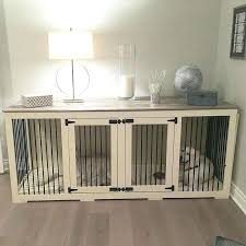 do it yourself furniture projects. Do It Yourself Furniture Projects The Best Dog Crate Idea We Have Ever Seen Kennel H