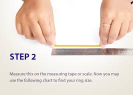 Mobile Ring Size Chart Jos Alukkas Jewellery Alukkas Jewellery Alukkas Gold