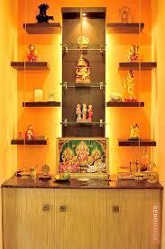 Decorated Design Mesmerizing Image Result For Home Mandir Design Decoration Mandir Pinterest