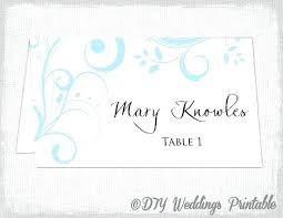 Place Cards Templates Fresh Best S Of Printable Card Template