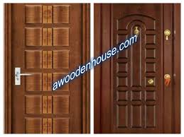 Main Entrance Door Design Furnished Wooden Front Designs For Houses