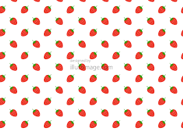 free strawberry pattern wallpaper image free cartoon clipart graphics ii