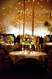 outside wedding lighting ideas. Tent Reception String Lights - Elizabeth Anne Designs: The Wedding . Outside Lighting Ideas
