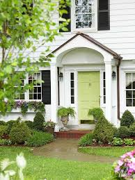 what color to paint front doorBest Colors for Front Doors