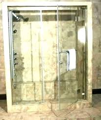 glass shower doors cost to install door installation installing a for cape town estimator sho glass shower doors cost