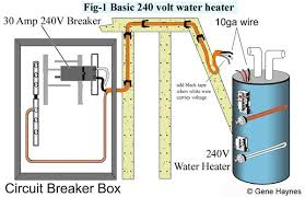 control water heater using 30 amp switch 30 Amp Contact Wiring Diagram 4 Wire 30 Amp Plug Wiring Diagram