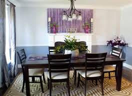 natural black purple dining room chair cushions