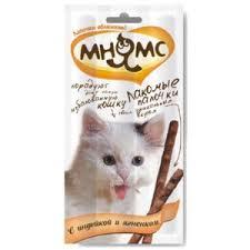 Лакомство <b>Мнямс</b> Pro Pet <b>Лакомые палочки</b> для кошек | Отзывы ...