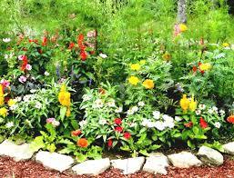 Small Picture Simple Flower Garden Ideas Design Best 20 Flower Bed Designs