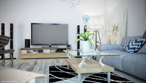 wonderful home furniture design. Fine Home Wonderful Home Furniture Design Ideas With Blue Gray Sofa  Alluring  Using Rectangular Glass In R