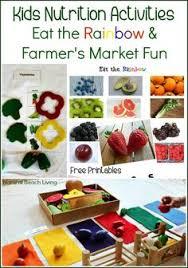 kids nutrition activities farmer s market healthy eating ideas
