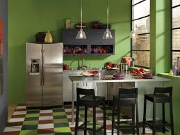 Blue Green Kitchen Cabinets Kitchen Best Color To Paint Kitchen Cabinets With Dp O Interior