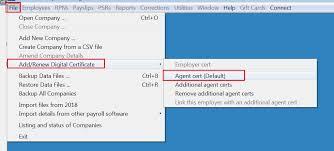 Digital Certificate Adding A Digital Certificate Agents Documentation Thesaurus
