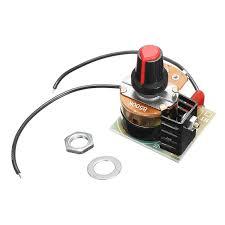 CLAITE <b>220V 500W Dimming Regulator</b> Temperature Control ...