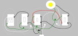 ge 1272412723 zwave 3 way wiring help with how to wire a three 3 Way 4 Way Switch Wiring Diagram adding a switch single outlet to existing 3 way light beauteous how to wire a three diagram 3 way and 4 way switch wiring diagram
