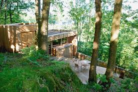 Unusual Places To Stay In The UKTreehouse Lake District